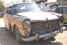 Peugeot 404 - Indefatigable!